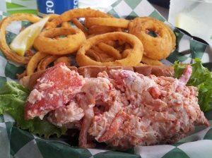 These are the best lobsta rolls!
