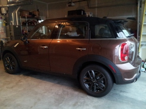 Mini Countryman S All wheel