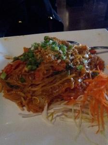 Veggie Phad Thai