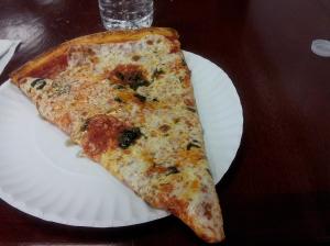 Last pizza