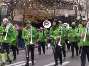 Sounders Band