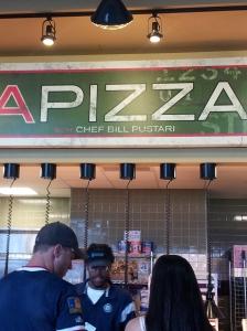 Apizza sign