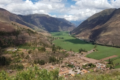 Inca Sacred Valley