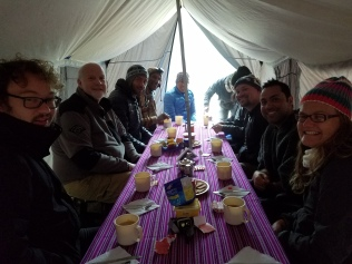 Jordon, Laine, Rob, Charles, Javier, Shihab, Jim, Jonathan and Jane! The best trail mates evah!